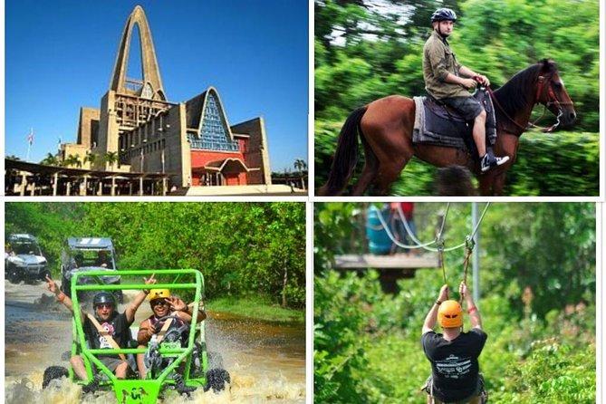 """5 Activities!!! """"Horseback Riding - Zip Line - City Tour - Safari - Dune Buggy"""""""