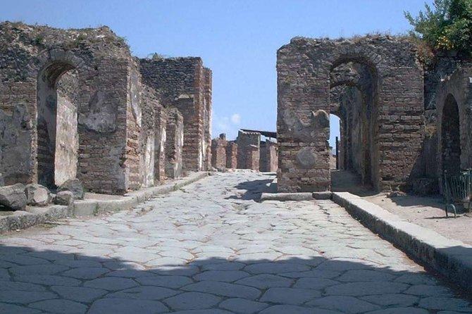 Pompeii ancient charm