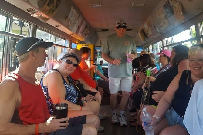 One Love Bus Bar Crawl