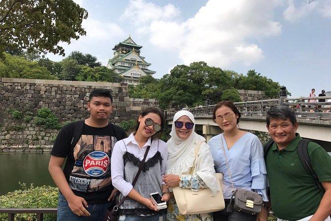 Muslim-Friendly Private Tour of Osaka