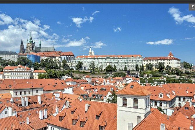 All Inclusive Ebike Tour Of Prague