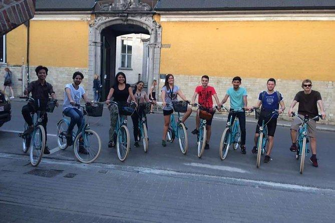 Superleuke gegidste Biketour Leuven