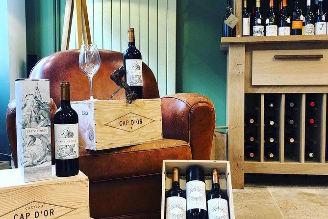 Make your own cuvée of Bordeaux wine
