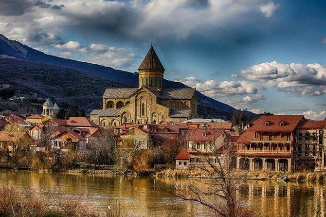One Day Tour in Mtskheta – Uplistsikhe (TravelMenu.ge)