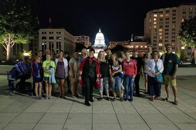Madison Ghost Walk - Capitol Square