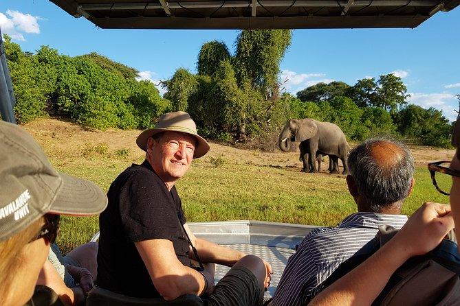 Chobe National Park Day & Overnight Game Safari