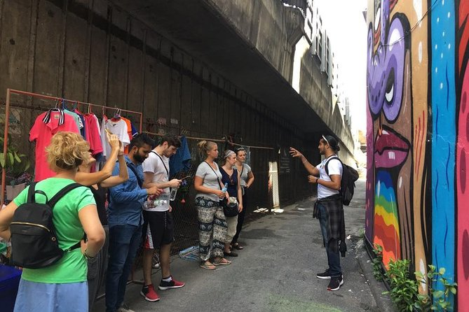 Half-Day Bangkok Community Food Art and Culture Tour