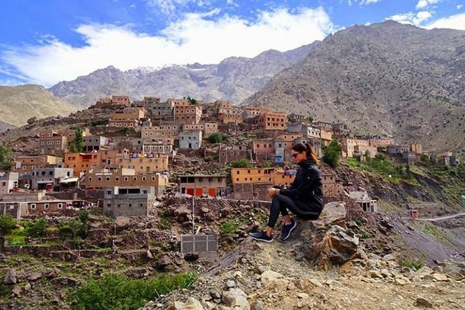 High Atlas Mountains Day Trips from Marrakech including lunch and camel ride