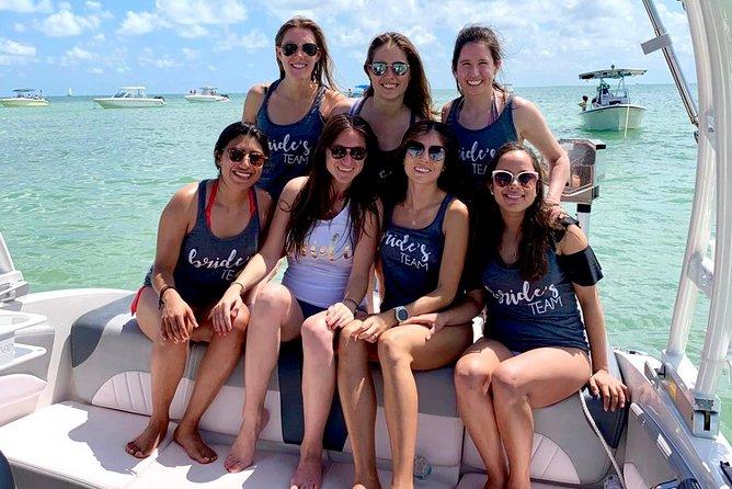 Boat Tour under Sun in Miami