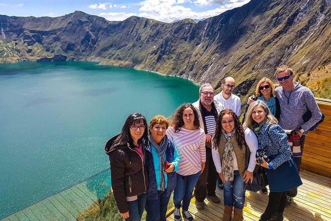 Ecuadorian Andean Tour 6D - 5N