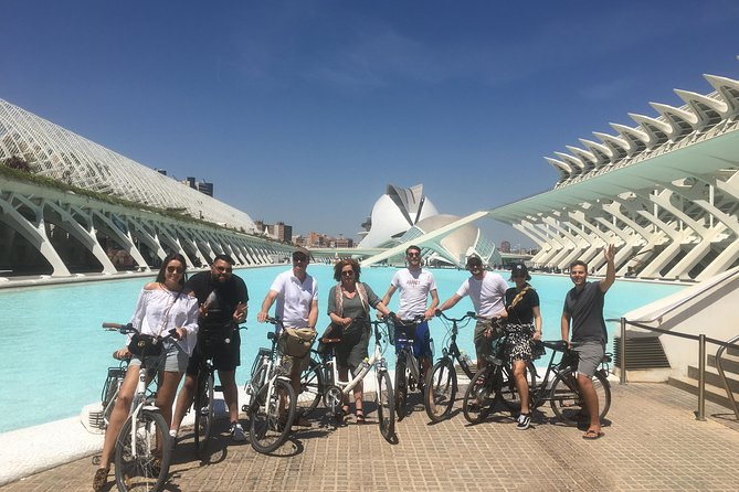 All of Valencia by Bike