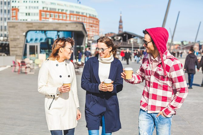 Hamburg Private And Personalized Half-Day Walking Tour With A Local