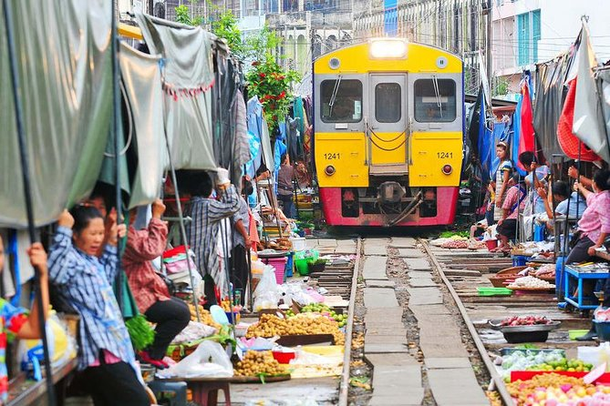 Floating Market & Railway Market