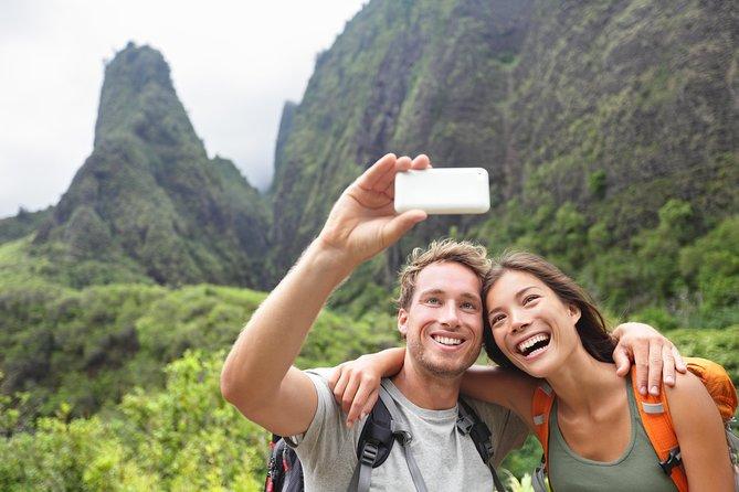 Private Tropics of Maui & Rainforest Valley: Kahului, Wailea, Kihei pick up