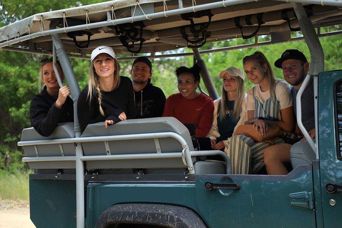 Zion Sunset Jeep Tour