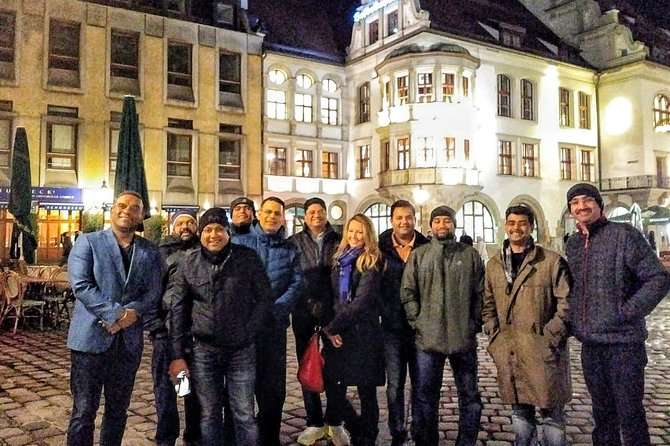 Small-Group Munich Beer Tour and Bavarian Bites