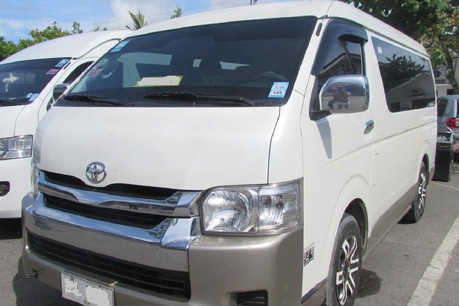 Caticlan Port to Kalibo Airport Private Transfer