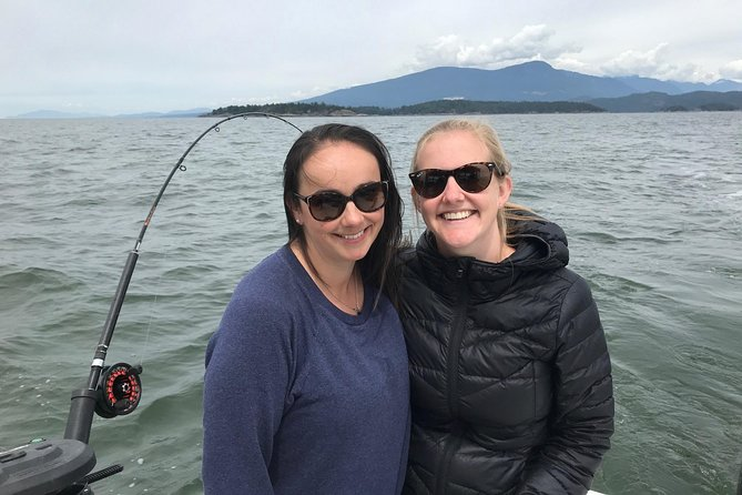 Private Salmon Fishing Charter from Vancouver, Canada