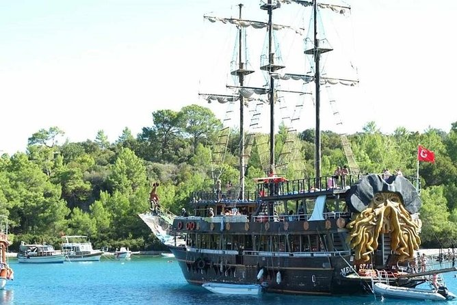 Kemer Boat Trip from Antalya