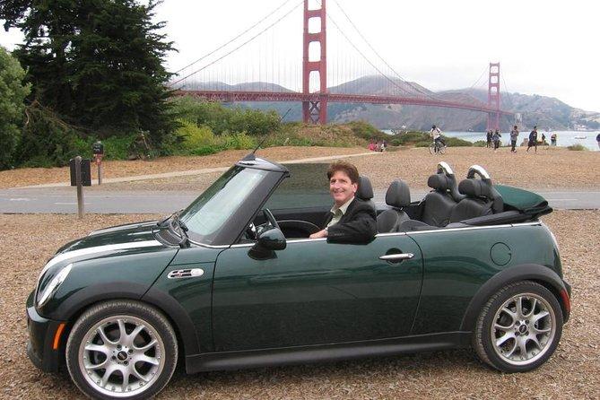 Custom Private Tour in Convertible MINI Cooper