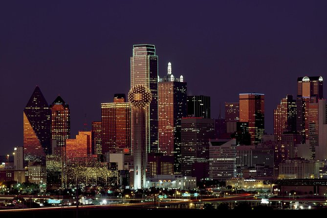 Dallas Evening Cruizer Tour