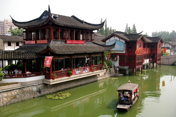 Full-Day Private Guided Tour of Shanghai