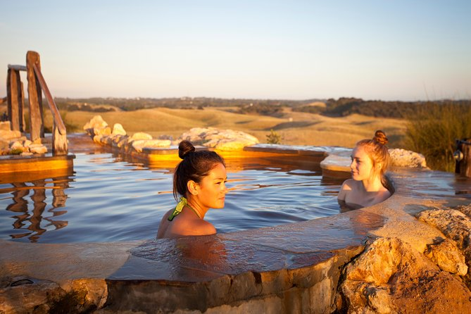 Peninsula Hot Springs Day Trip with Thermal Bathing Entry from Melbourne