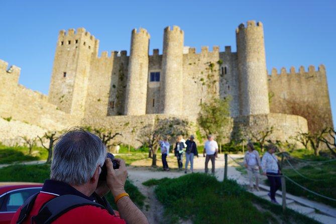 DUCA -Van Tour from Vicentine Coast to Óbidos, Nazaré, Alcobaça, Batalha, Fátima