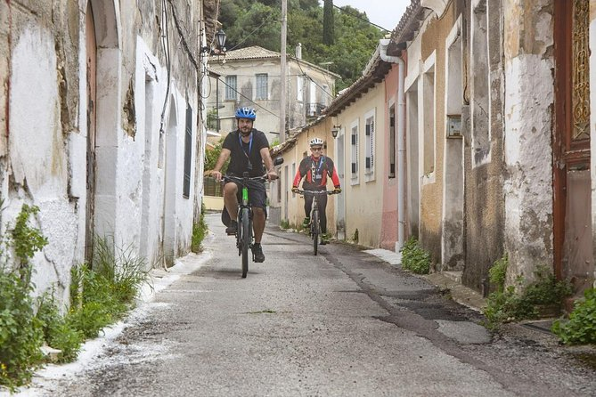 Corfu by bike: Countryside, Forests and Villages