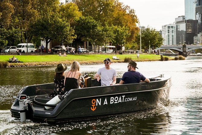 2-Hour Boat Rental in Melbourne