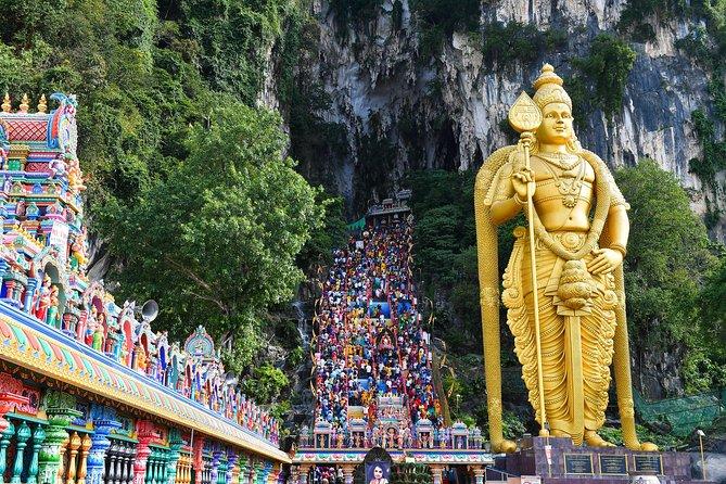 Batu Caves and Kuala Lumpur Countryside Tour
