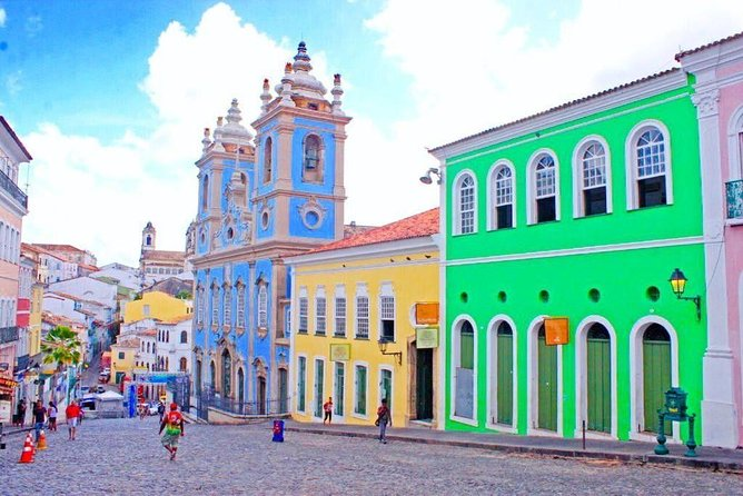 Historic City Tour - Half Day in Salvador