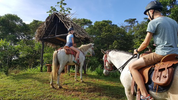 Spectacular Horseback Riding in the Jungle
