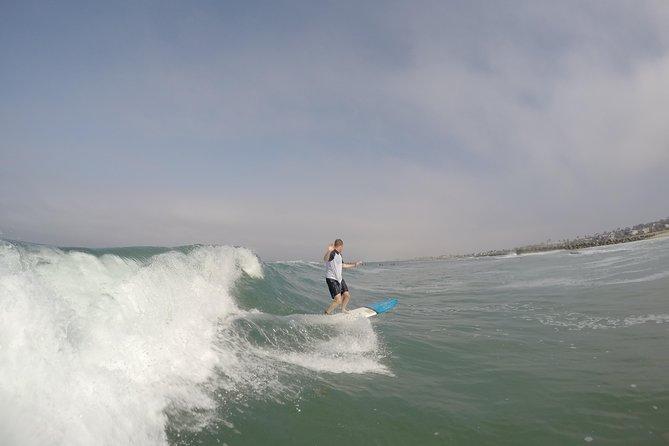 Private Surf Lesson Newport Beach