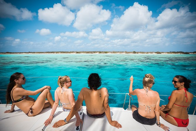 Bonaire Catamaran Lunch & Snorkel Cruise