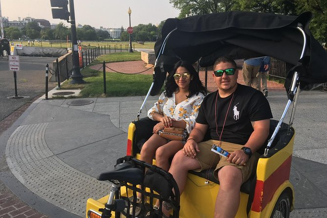 Rides & Tours on the National Mall