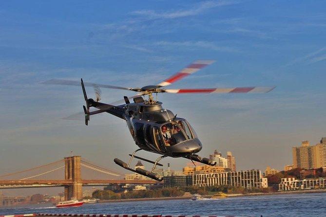 Manhattan Helicopter Sightseeing Tour