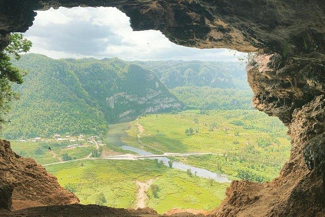 Day Trip to Cueva Ventana & Gozalandia Waterfalls Combo-Private Option Available
