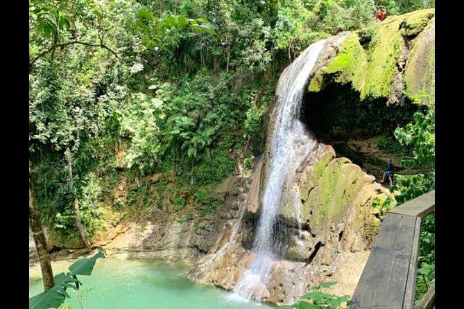 Day Trip to Cueva Del Indio & Gozalandia Waterfalls