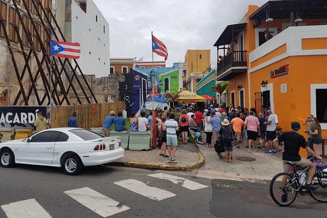 City Tour San Juan historic, modern, beach and street art sightseeing