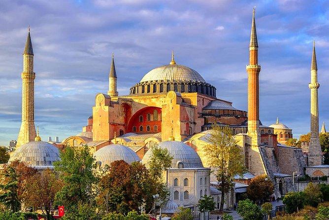 VIP Istanbul Combo Ticket: Hagia Sophia, Topkapi Palace and Baslica Cistern