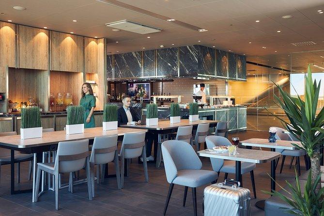 Helsinki-Vantaa Airport Plaza Premium Lounge Terminal 2