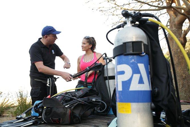 PADI Sidemount Diver Course