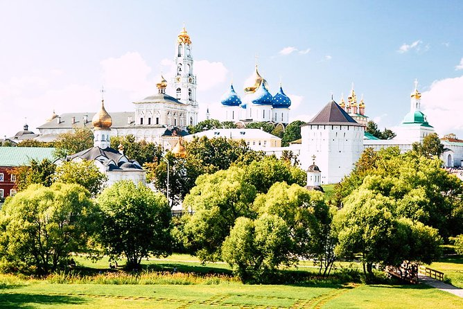 Golden Ring Sergiev Posad Private Tour with a Local Guide