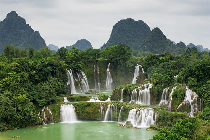 Ba be - Ban Gioc waterfall 3 days 2 nights
