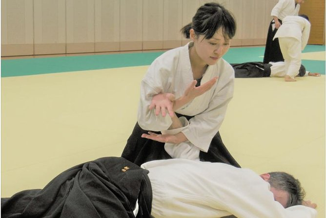 Aikido Experience in Hiroshima. Feel the spirit of the ultimate martial art!