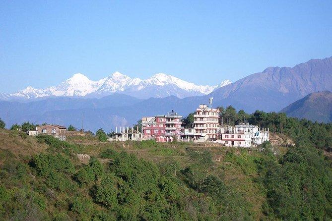 Sundarijal- Chisapani- Nagarkot -Changunarayan Hiking