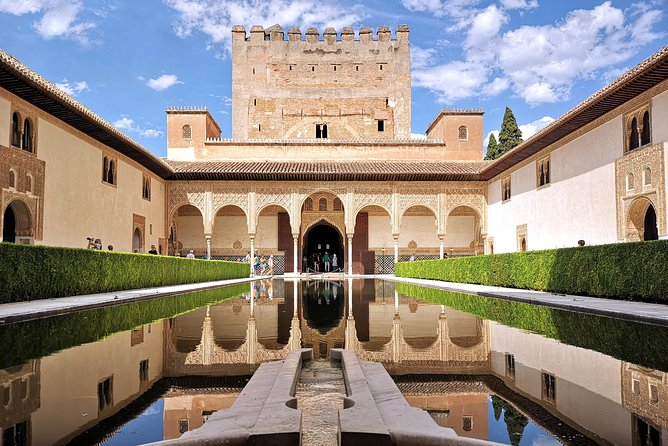 From Málaga Port: Private Guided Tour to Alhambra & Granada (cruise passengers)
