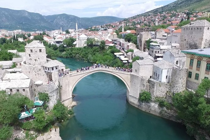 Split to Mostar private transfer