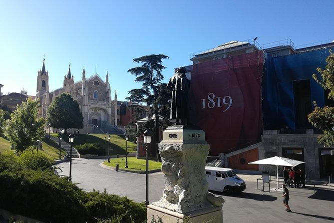 Private visit at the Prado Museum